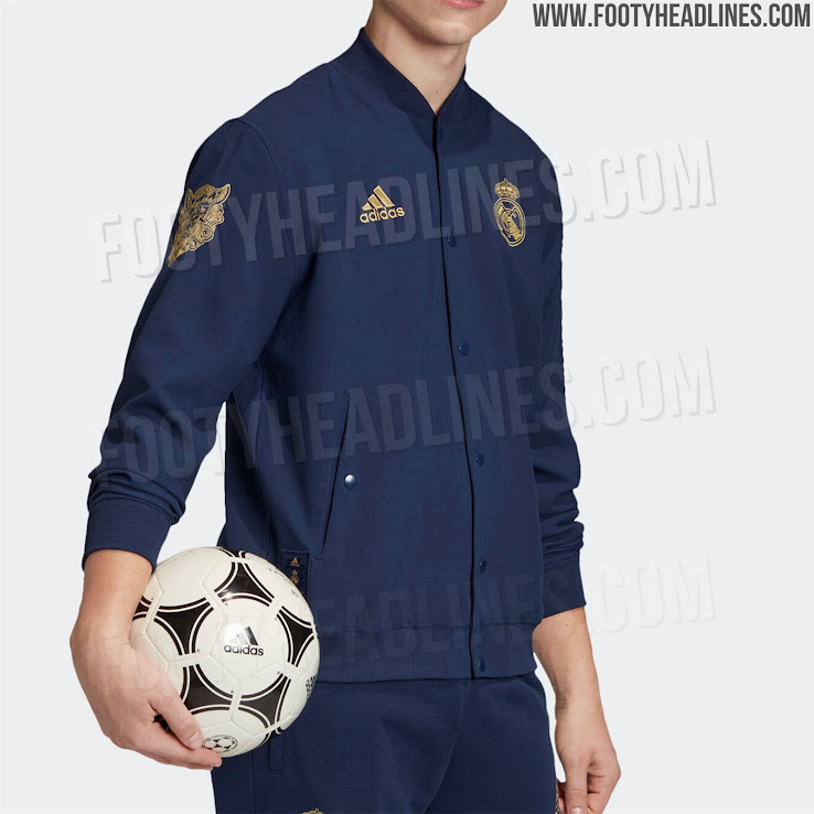 Adidas Real Madrid Chinese New Year Collection Leaked