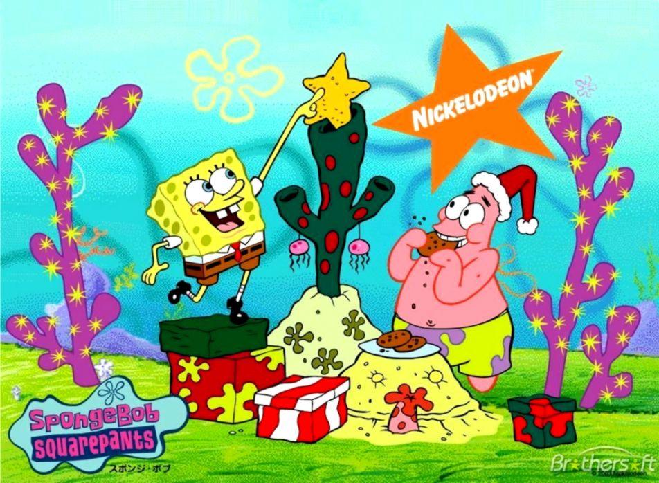 Spongebob Christmas.Christmas Spongebob Metro Wallpapers