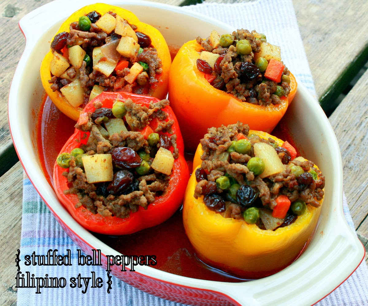 No need to turn the oven on to make this easy and delicious Asian-style Stuffed Bell Peppers. Completely gluten-free!