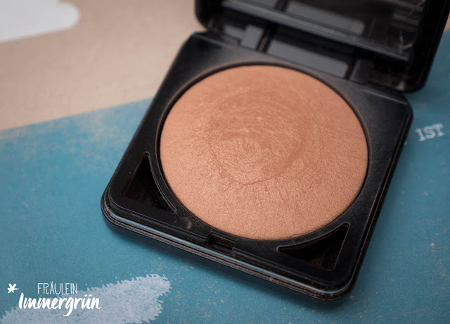 Alva Bronzing Powder 3 – beige-brown