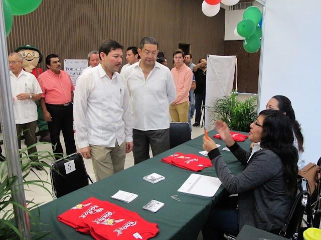 En Yucatán se ha creado más de 69 mil empleos