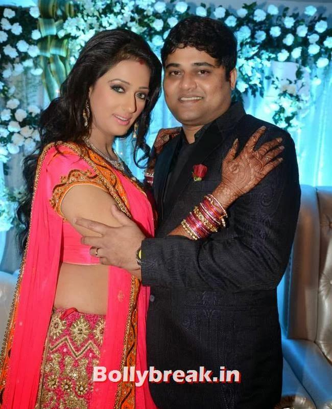 Brinda Parekh and Ajay, Brinda Parekh Wedding Picstures 2014