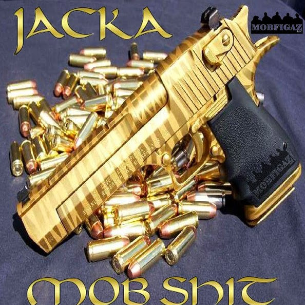 The Jacka - Mob Shit - Single  Cover