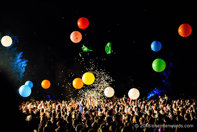 The Flaming Lips at Riverfest Elora 2018 at Bissell Park on August 18, 2018 Photo by John Ordean at One In Ten Words oneintenwords.com toronto indie alternative live music blog concert photography pictures photos