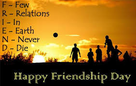 Friendship Day *Messages/SMS* in English/ Hindi/ Marathi