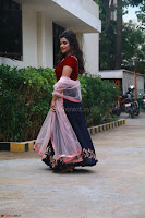 Actress Aathmika in lovely Maraoon Choli ¬  Exclusive Celebrities galleries 061.jpg