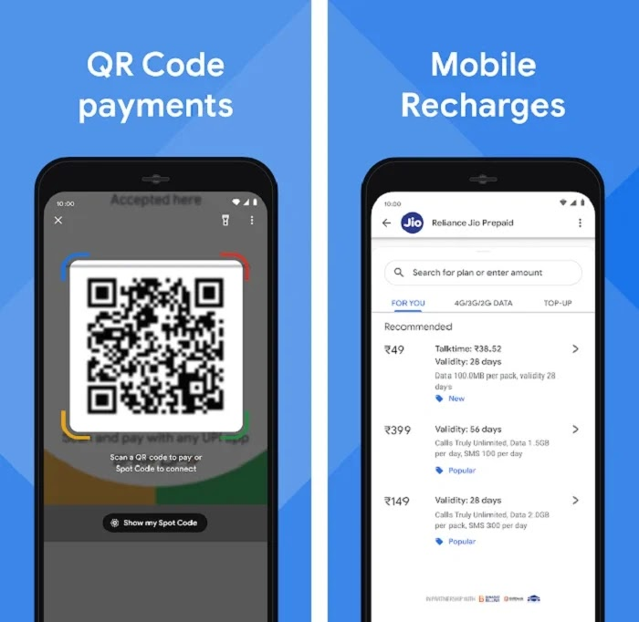 Google Pay App - Refer and Earn