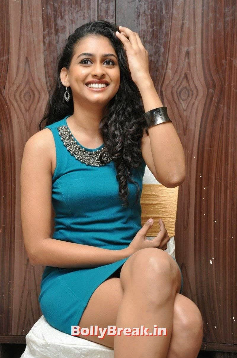 , Tamil Actress Nitha Naresh Latest Hot Photos Without sleeve Dress