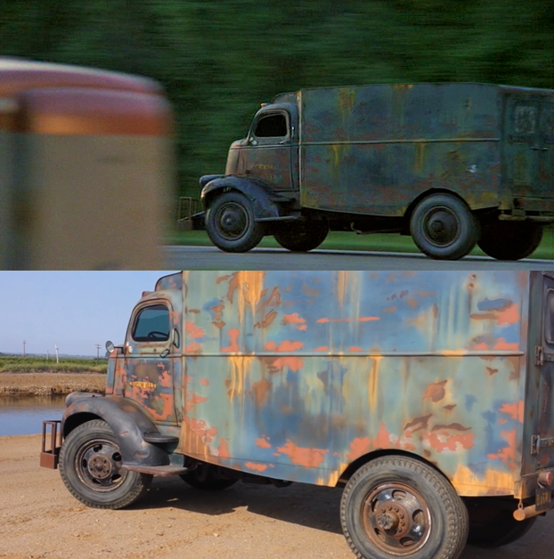 The best car creepers (review & Then Now Movie Locations Jeepers Creepers