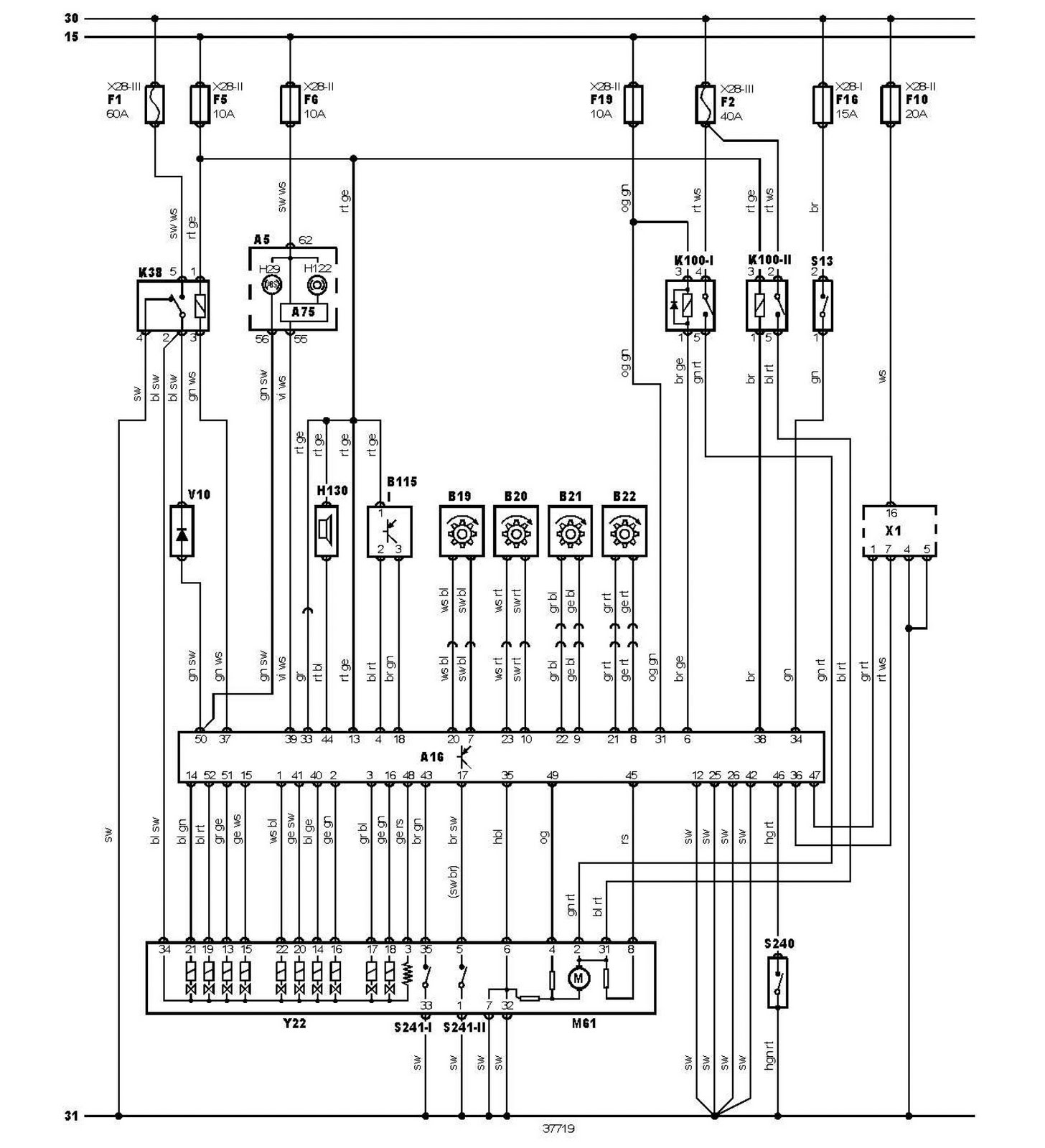 wiring diagram for 2002 mitsubishi montero