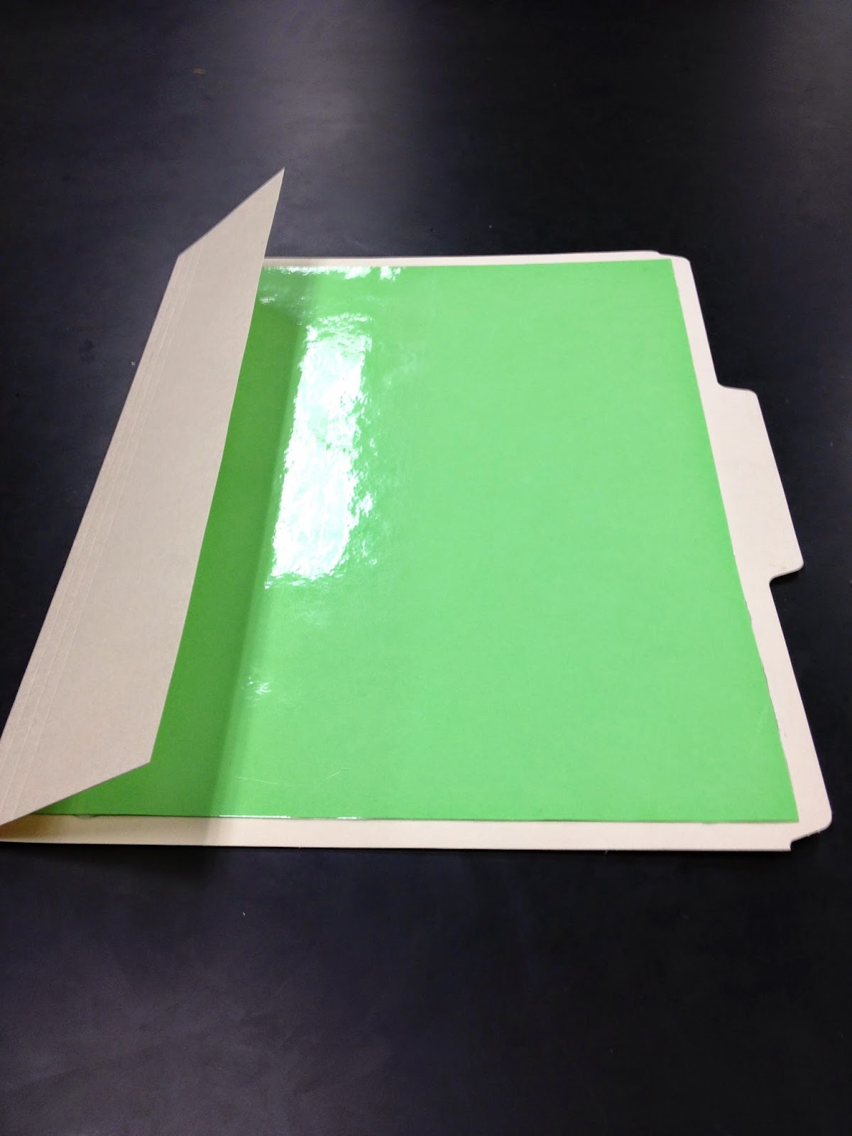 teaching in special education  whiteboard folders