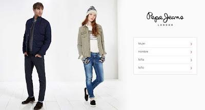 ropa barata pepe jeans