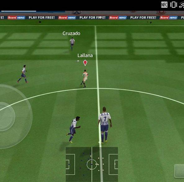 Dream League Soccer 2019  play mode