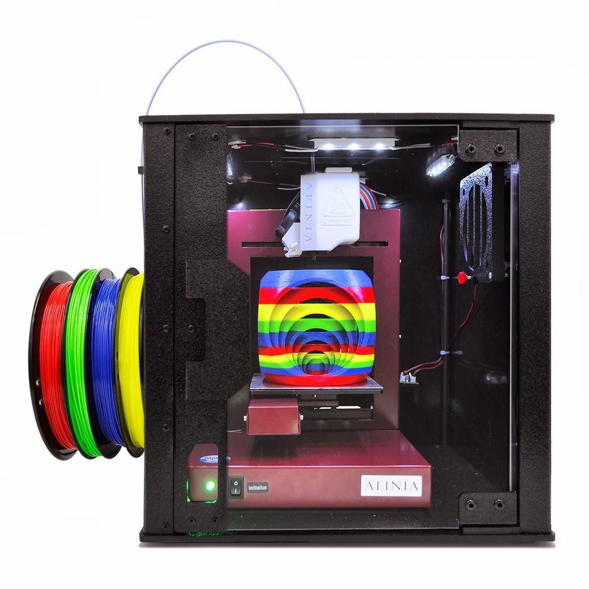 3d Printer Accessories: 3D Printer Enclosure By Octave