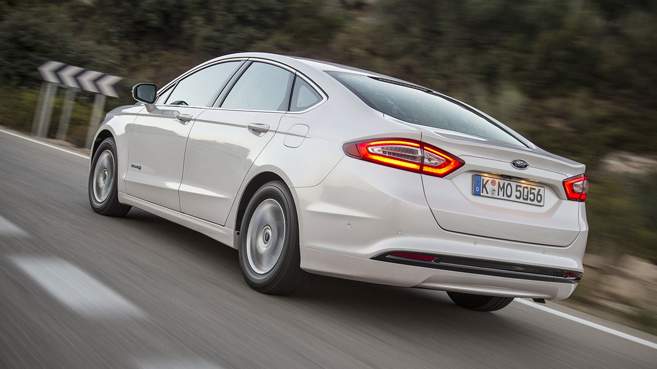 Ford Mondeo Hybrid Electric Vehicle