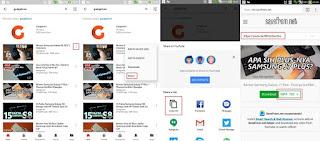 Cara Menyimpan Video Youtube Menggunakan Situs Savefrom.net