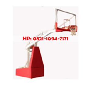 Ring basket portable tidak dapat dilipat dengan busa
