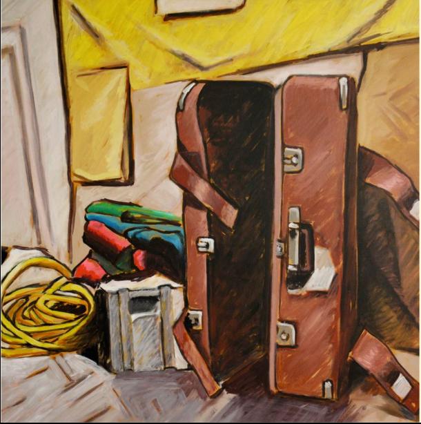 «Χρώματα Ονείρου - Όνειρα Χρώματος»: Έκθεση ζωγραφικής του Δημήτρη Κυρίτση στη Λαμία