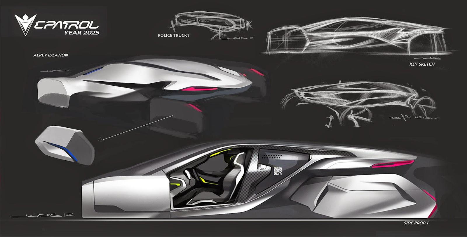 Car Body Design: Car Body Design 1