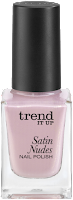 Preview: trend IT UP LE Satin Nudes - Nail Polish