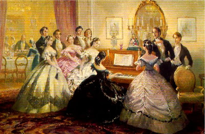 18th and 19th century parties the new fashion? | Jessica ...