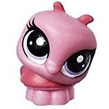 LPS Series 1 Teensie Pets Lorina Ladybuggy (#1-92) Pet