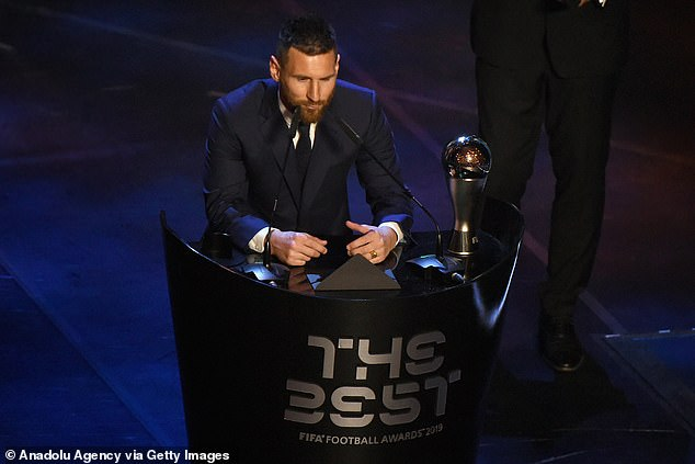 FIFA Best Awards: Egypt, other countries, captains insist they didn't vote for Messi