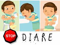 Diare Dapat menyebabkan Dehidrasi