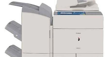 Manual photocopy Canon Ir 5570