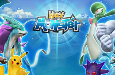 game Hey Monster(SEA) Apk Full Data Versi Terbaru Android cheat games