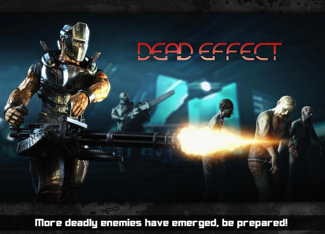 Best FPS Shooting Games for Android apk Free Download Dead Effect