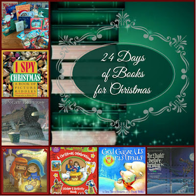 24 Days of Books for Christmas  a holiday special on Children's Corner  on Reading List
