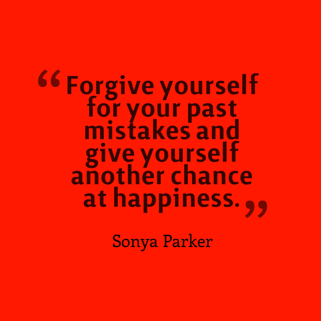 Forgiveness Quote Author Sonya Parker Quotes