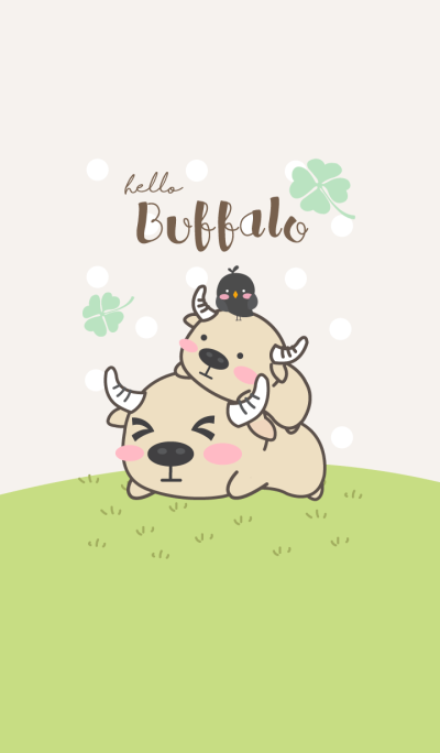 Hello Buffalo.