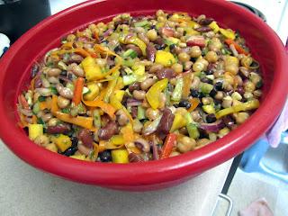 Picnic Bean Salad