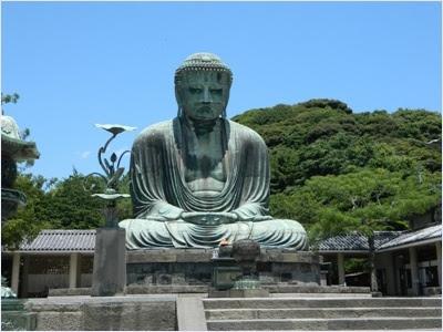 พระพุทธรูปไดบุตสึในวัดโคโตกุ (Kotokuin Temple)