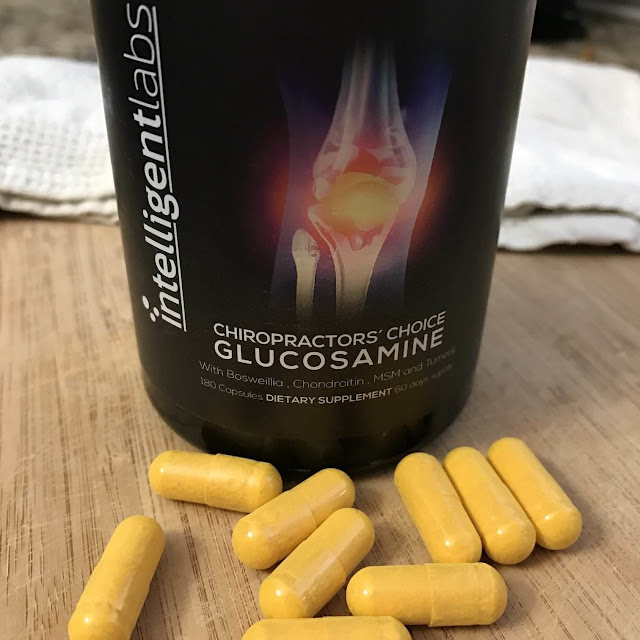 intelligent lab supplements chondroitin glucosamine