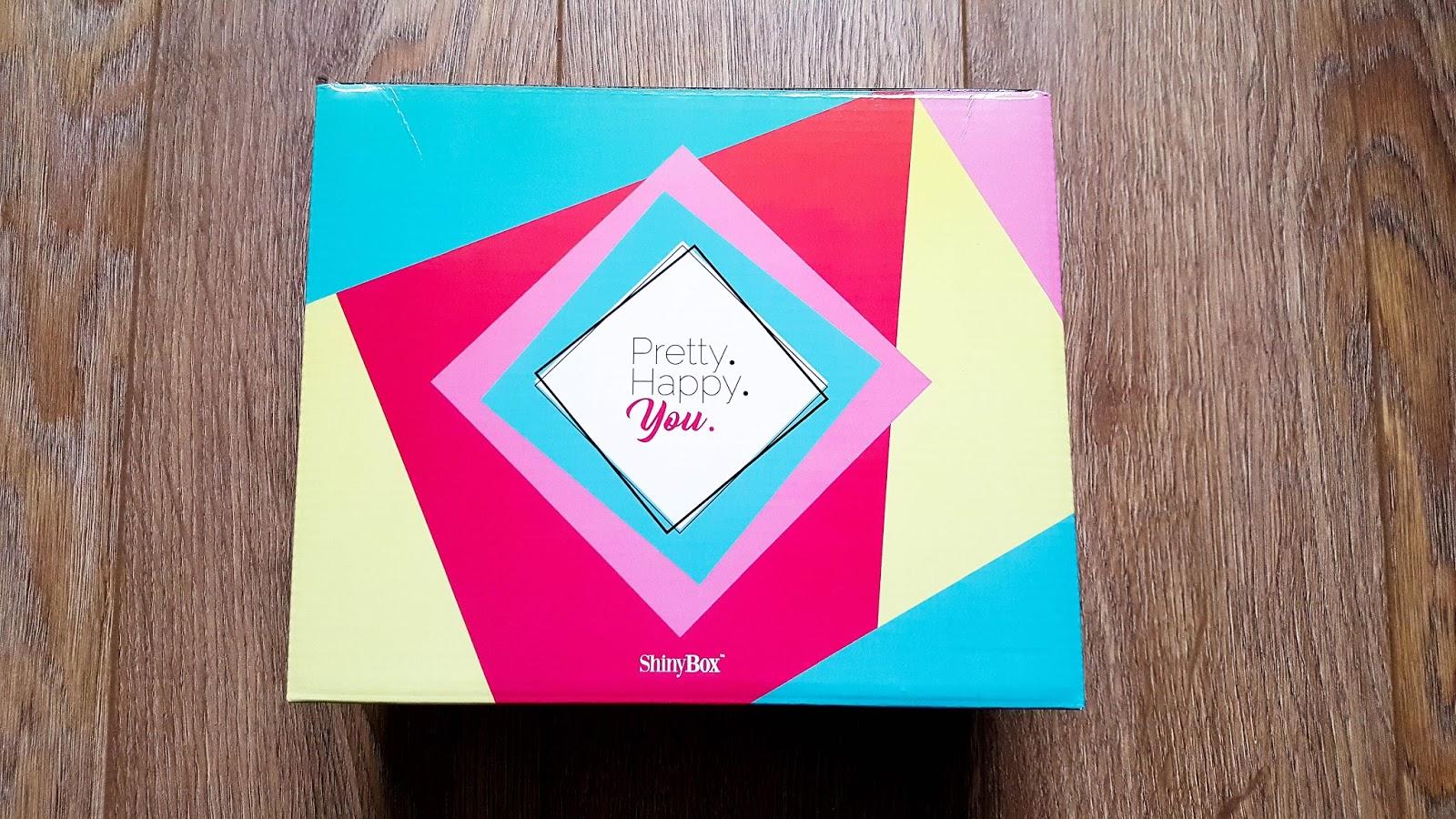 SHINY BOX MAJ 2017- Sama prawda