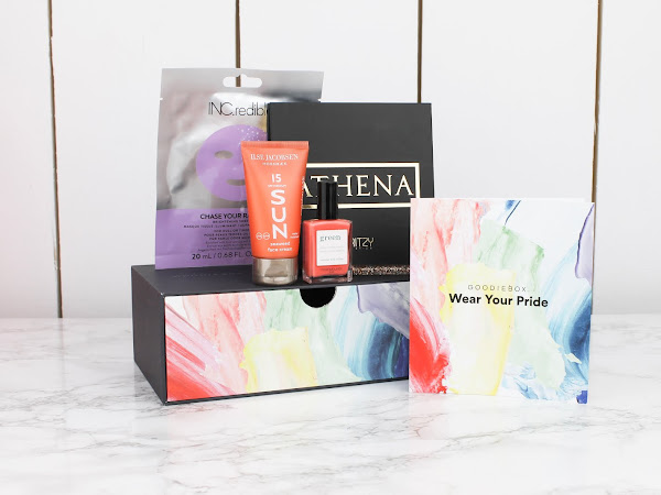 GOODIEBOX Unboxing 'Wear Your Pride'