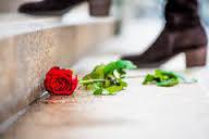 Bougie parfumée décoration saint valentin Paris