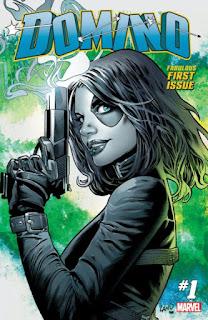 "Gail Simone vuelve a Marvel Cómics con una serie mensual de ""Dominó"""