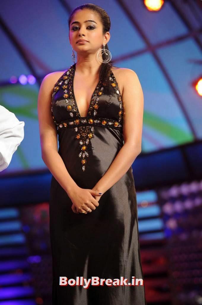 Actress Priyamani In Black Open Dress 9 Pics