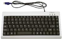 2. jenis keyboard komputer dari segi bentuk