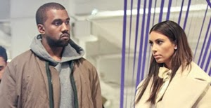 Kim Kardashian with Kanye West entered into a marriage contract