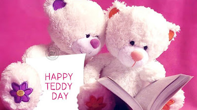 Happy Teddy Day Hindi Images in Hd