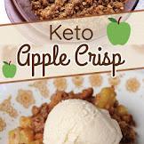 KETO GREEN APPLE CRISP
