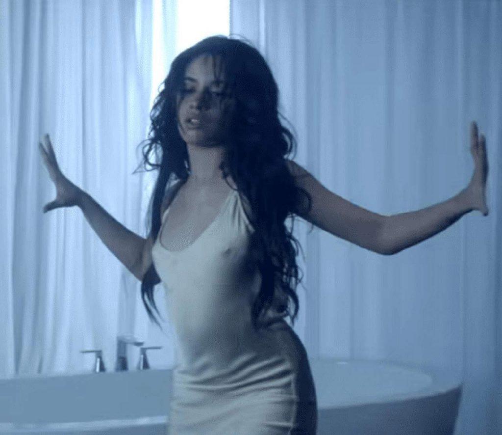 Camila Cabello Nipple