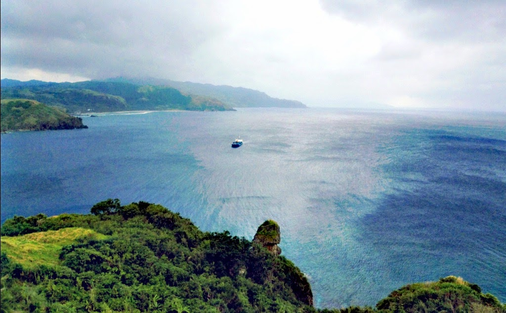 West Philippine Sea from Batanes