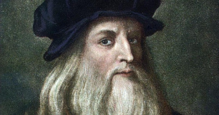 Terungkapnya Rahasia Mencengangkan Leonardo DaVinci