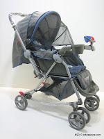 Kereta Bayi Pliko PK298 Ranger Rocker